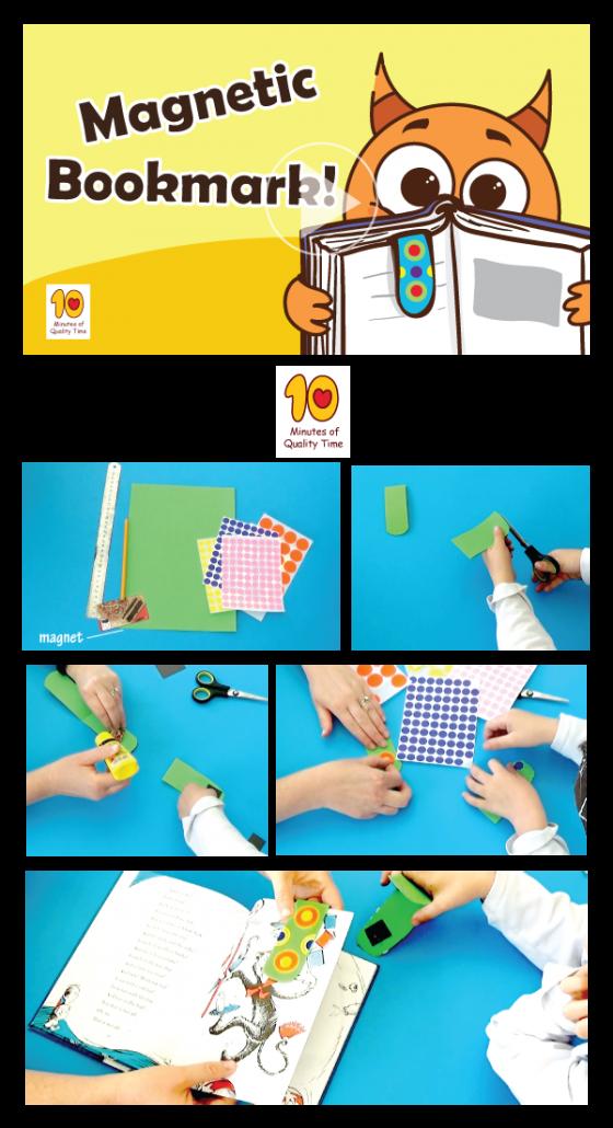Magnetic-Bookmark