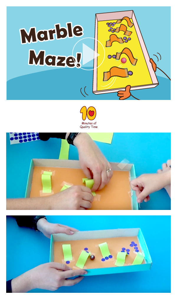 Marble-Maze