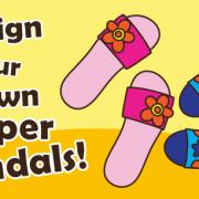 paper-sandals