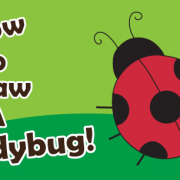 How-to-draw-a-Ladybug