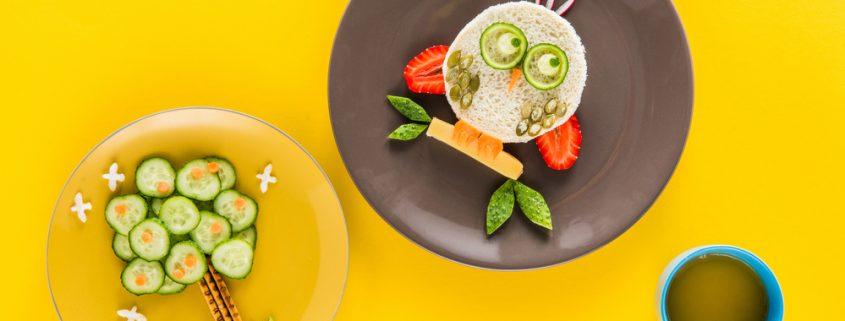 Parentip - creative with food