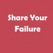 Share-Your-Failure