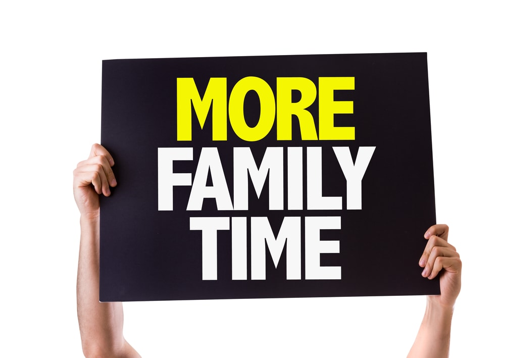 How Much Family time is Enough?