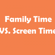quality time vs. technology