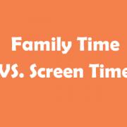 quality time vs. technology
