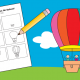How to Draw a Hot Air Balloon