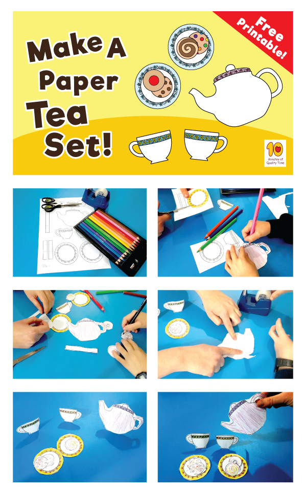 Printable-tea-set