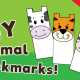 Animal-Bookmarks