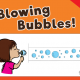 Blowing-Bubbles Paper Craft