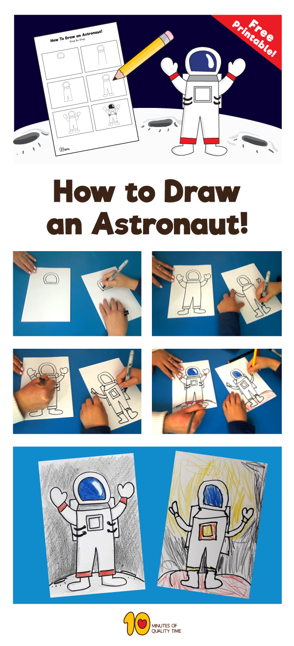 How-to-Draw-an-Astronaut