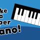 Make-a-Paper-Piano