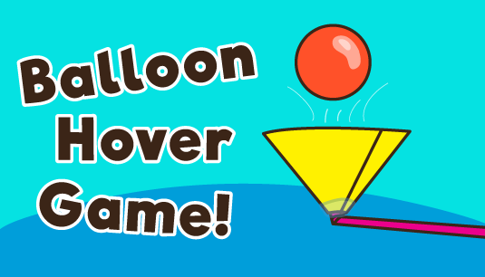 Balloon Hover Game