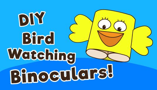 Bird-Finder-Binoculars