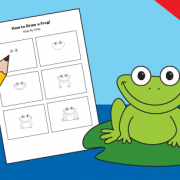 How-To-Draw-a-Frog
