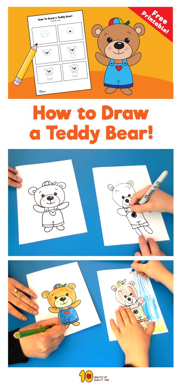 How-to-Draw-a-Teddy-Bear