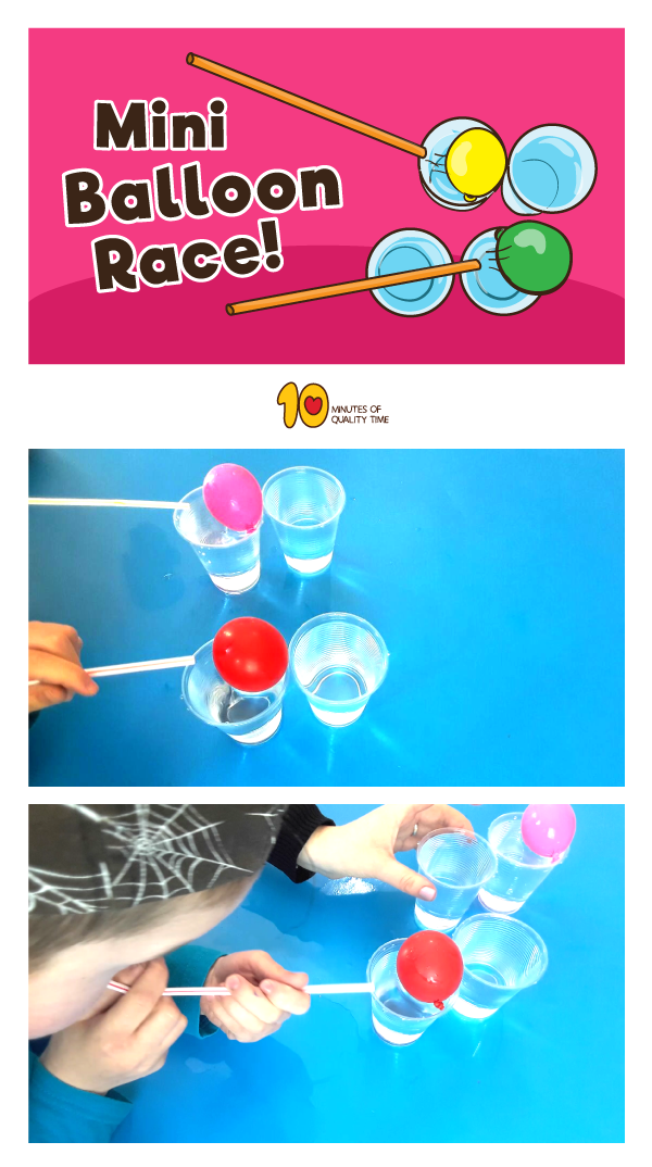 Mini-Balloon-Race