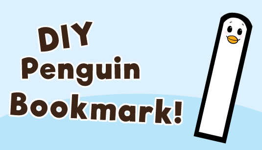 Penguin-Bookmark