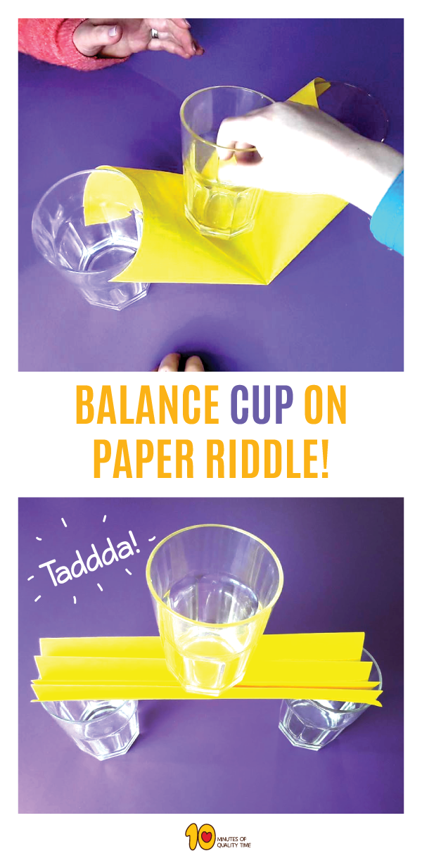 Balance-Cup-on-Paper-Riddle