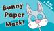 Bunny Mask DIY
