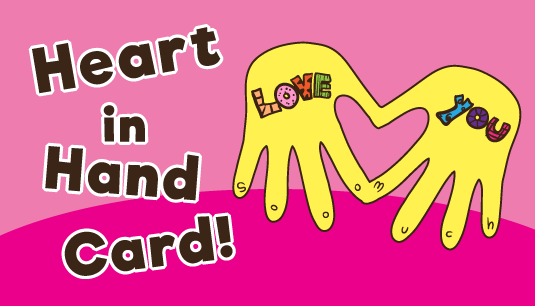 Heart-in-Hand-Card