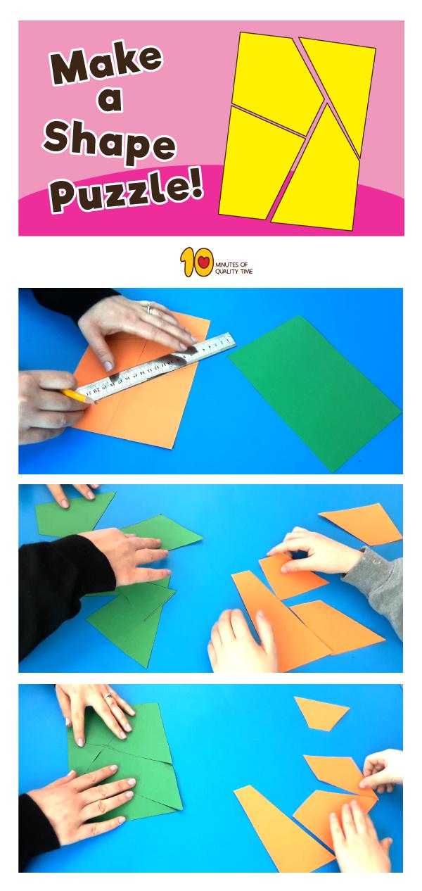 Make-a-Shape-Puzzle