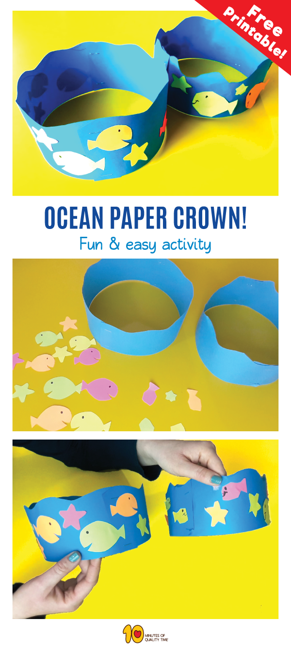 Ocean-Paper-Crown