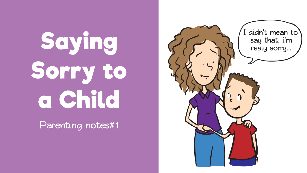 Saying-Sorry-To-A-Child