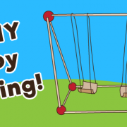 DIY Toy Swing