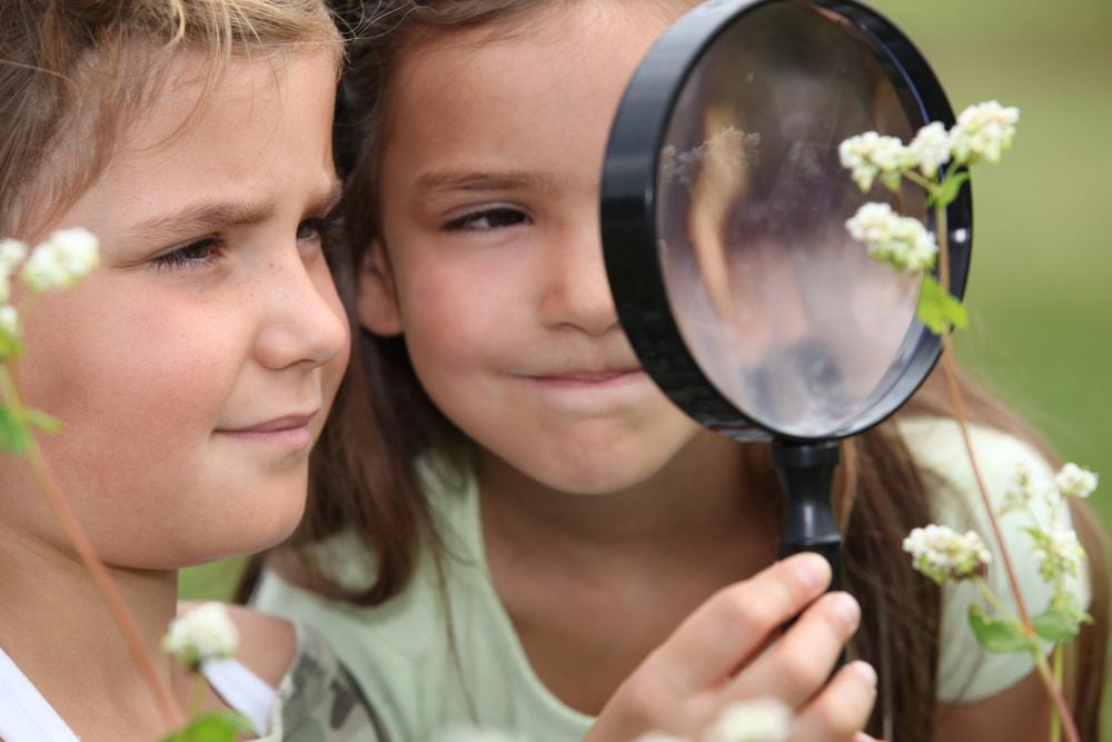 Child explorers