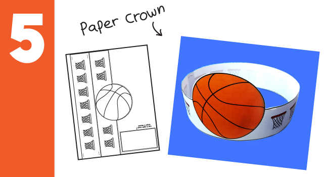 basketball themed birthday party