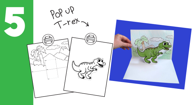 Dinosaur-Craft Ideas