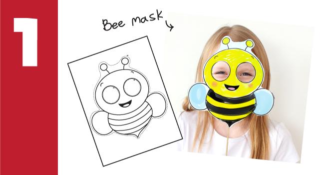 5 Paper Animal Masks for Kids - DIY Masks for Kids - 10