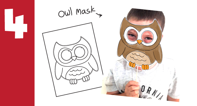 animal-mask-making