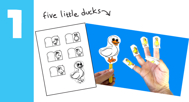 fingerplays-for-preschoolers
