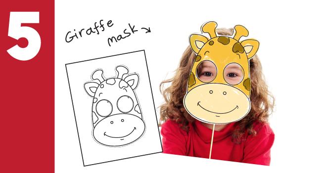 giraffe-mask