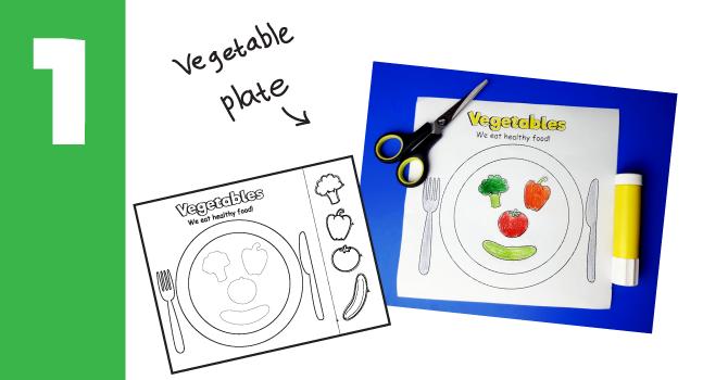 vegetable crafts