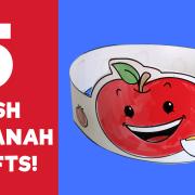 Rosh-Hashanah crafts