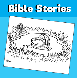 Bible Coloring Pages - The Ultimate Pack for Sunday School ...